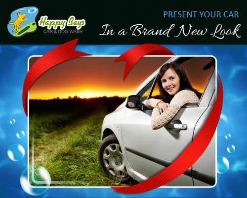 Present your Car in a Brand New Look