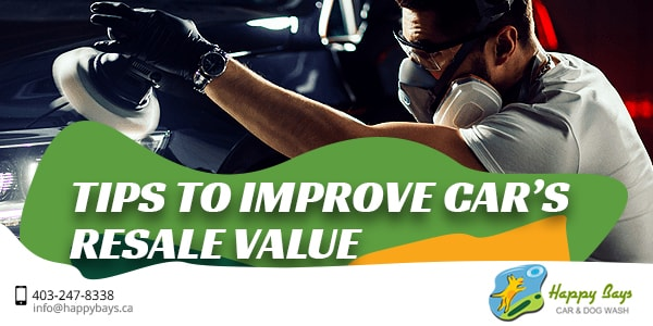 Tips to Improve Car's Resale Value