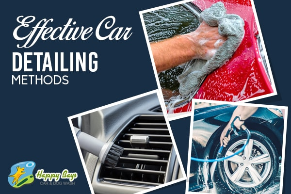 10 Effective Car Detailing Methods