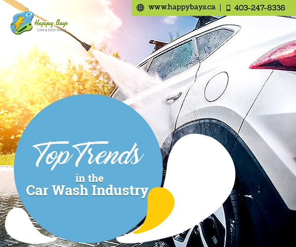 Top Trends in Car Wash Industry