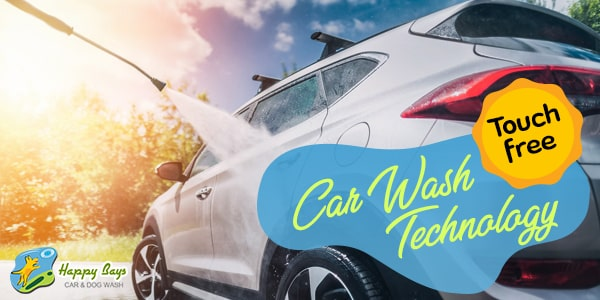 Touch Free Car Wash Technology