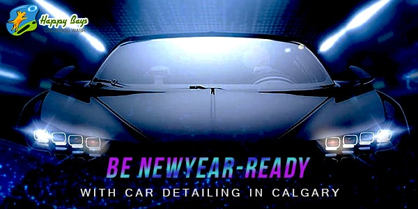 Car Detailing at New Year