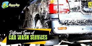 Types of Car Wash Services