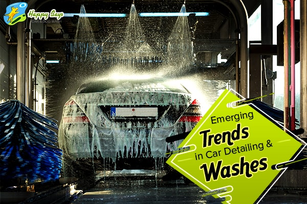 Emerging Trend in Car Detailing & Washes