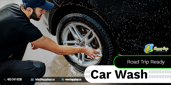 Car Wash & More: How to Get Your Car Ready for a Road Trip