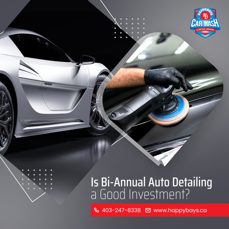 Is Car Detailing in Calgary a Good Investment for Your Vehicle?